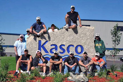 Kasco Production Staff
