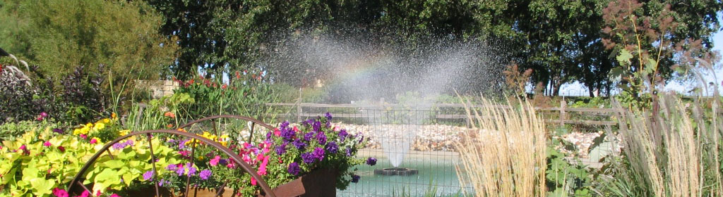 Decorative Fountains For Ponds Or Lakes